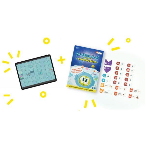 scottie go adventures labyrinth programowanie dla dzieci na tablet